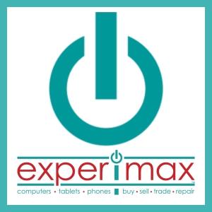 Experimax Cumming Logo