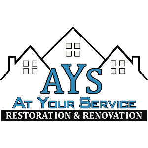 At Your Service Restoration Logo