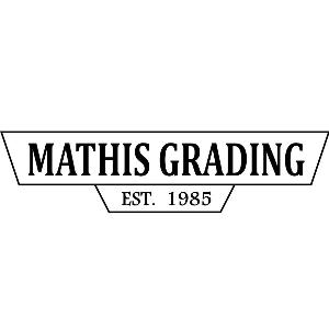 Mathis Grading Logo