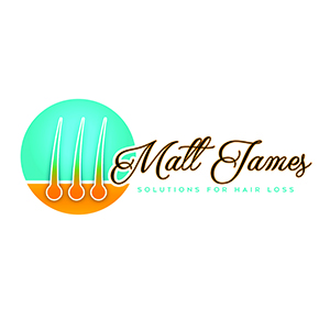 Matt James, LLC / Solutions For Hair Loss Logo