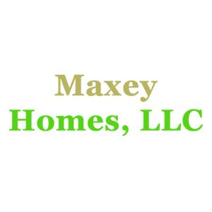Maxey Homes Logo