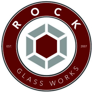 Rock Glass Works Logo