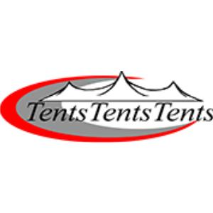 Tents Tents Tents Logo