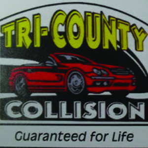 Tri-County Collision Center Logo