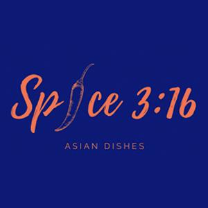 Spice 3:16 Logo