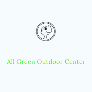 All Green Outdoor Center Logo